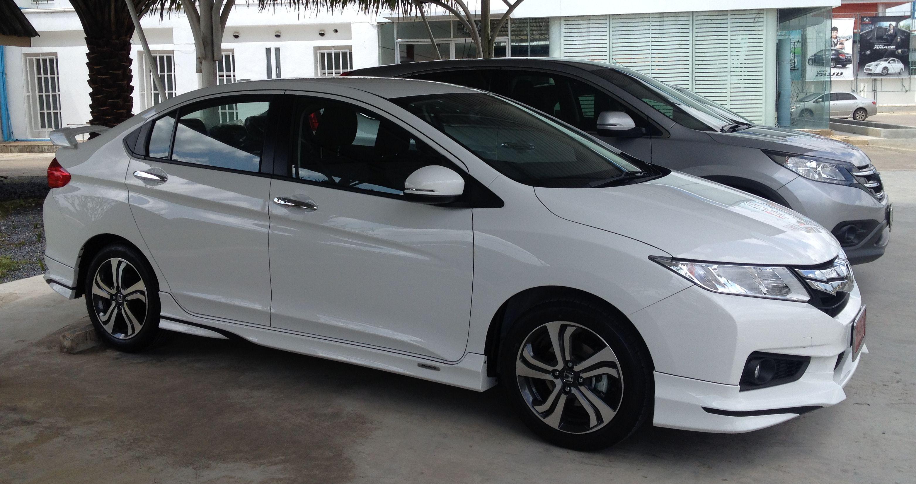 Honda City 2014 Modulo เน้นรูป ถ้าซ้ำซากขออภัยครับ Pantip