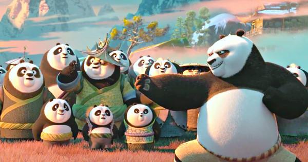 รีวิวหนัง : Kung Fu Panda 3 ปรมาจารย์แพนด้า - Pantip