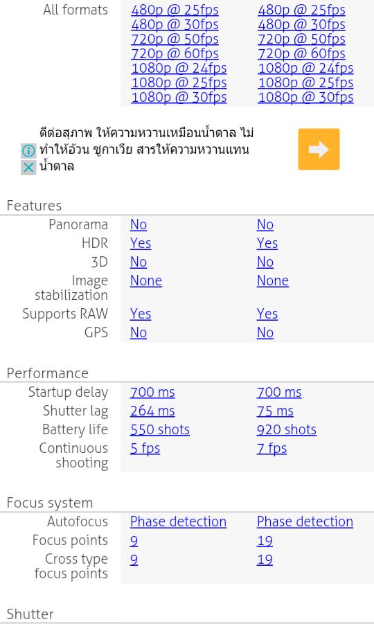 Canon700Dและ60Dตัวไหนดีกว่า - Pantip