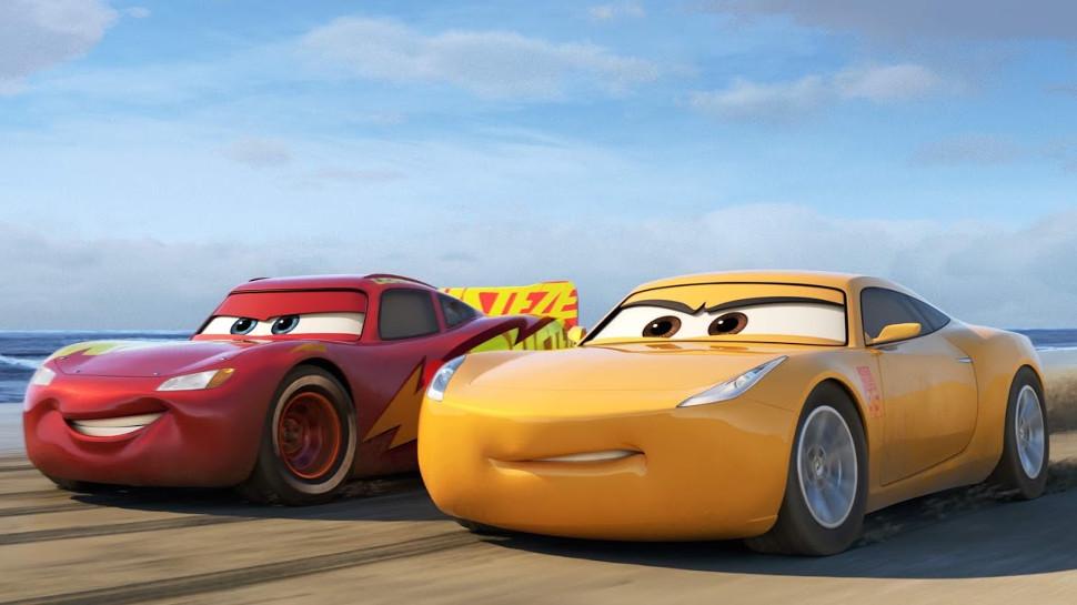 REVIEW## Cars 3 (2017) สี่ล้อซิ่ง...ชิงบัลลังก์แชมป์ | ประทับใจที่สุด  [มีส้มป่อย] - Pantip