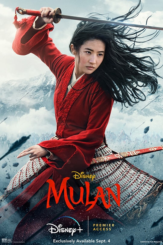 Mulan 2020 รีวิว ภาพยนตร์ Disney ในอีกมุมมองหนึ่ง - Pantip