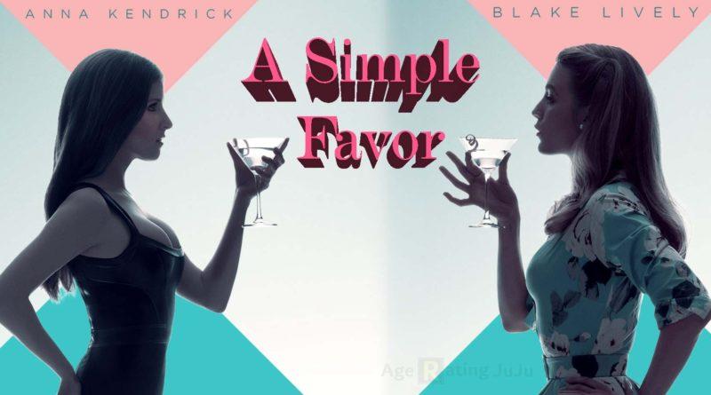 Review] A Simple Favor เพื่อนหาย อย่าหา - หนังที่หลอกคนดูให้เงิบแล้วเงิบอีก  - Pantip