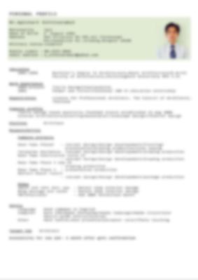 Resume-5