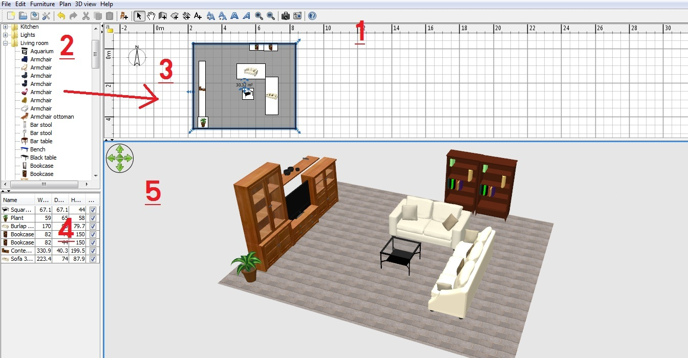 Home Design Layout Software Freee