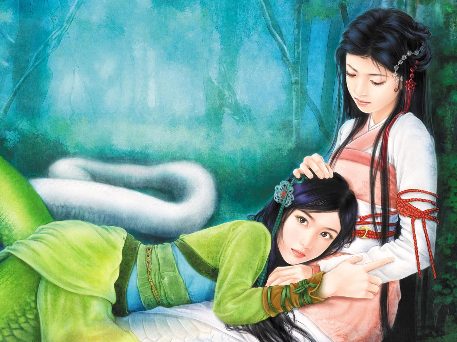 Baishezhuan