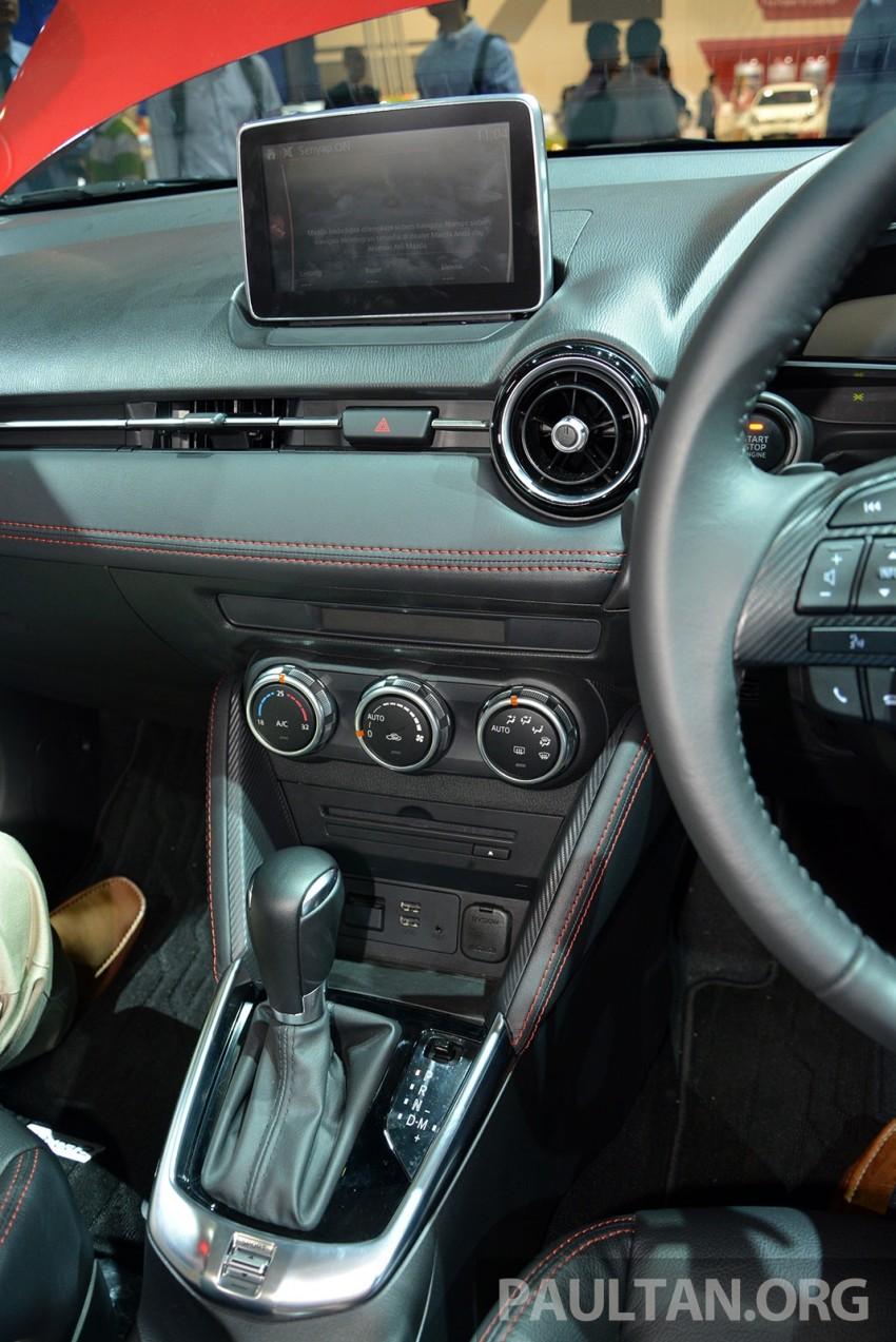 เปิดตัว Mazda 2 เป็นครั้งแรกใน ASEAN ที่งานมอเตอร์โชว์