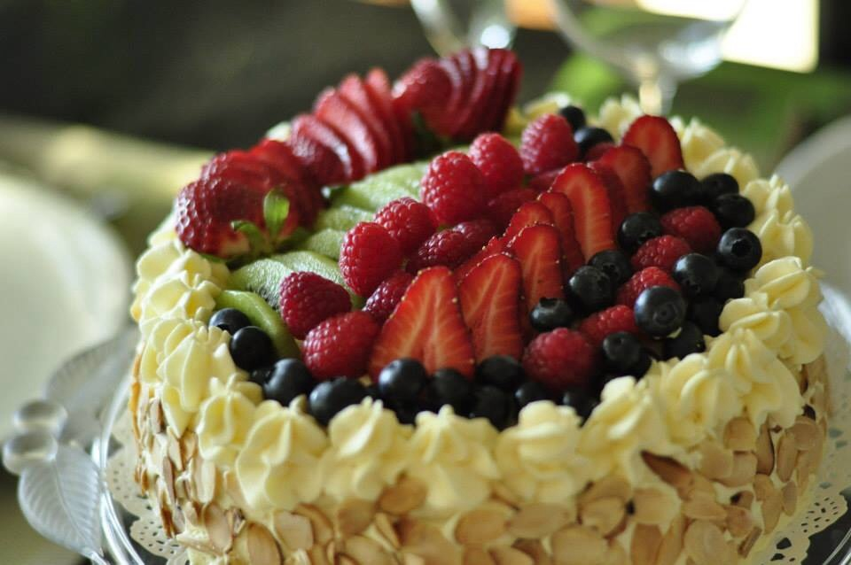 Fruit Cake Pantip