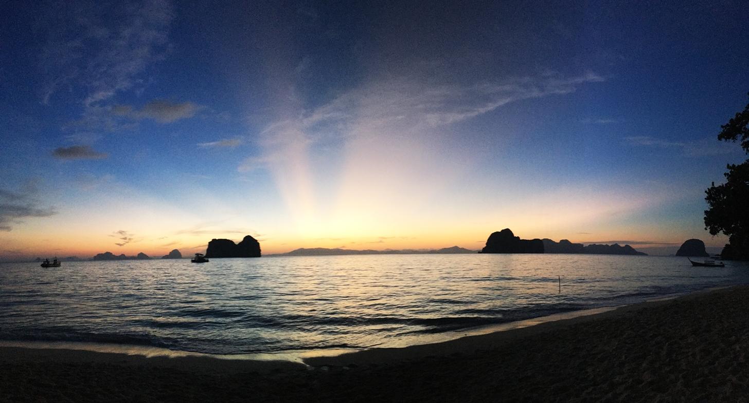 เที่ยวอันดามัน เกาะไหง ตรัง ทะเลอันดามัน