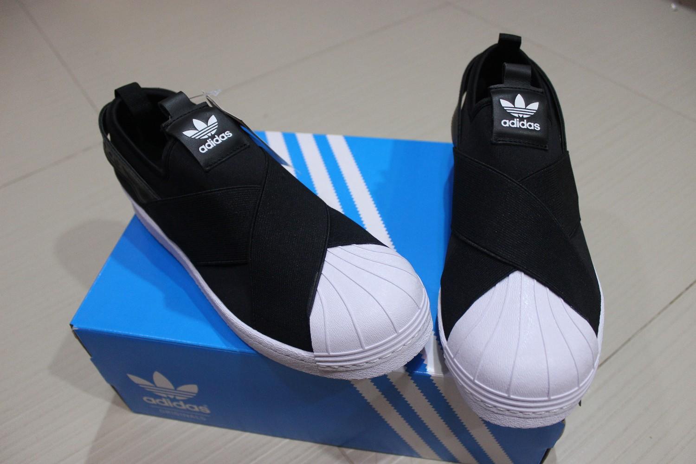super popular d9e76 36f0b adidas Superstar Slip-on ช่วยดูให้หน่อยครับ ว่าเป็นของแท้ไหม ...