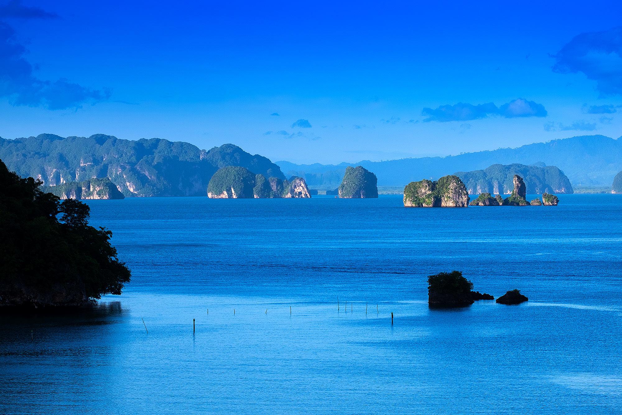 เที่ยวอันดามัน เกาะยาว พังงา ทะเลอันดามัน