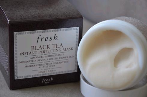 เหต เก ดจากsephora ร ว ว Fresh Black Tea Instant Perfecting Mask จ า Pantip