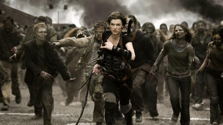 Resident Evil : The Final Chapter อวสานผีชีวะ เดินทางมาถึงภาคจบซะที! -  Pantip