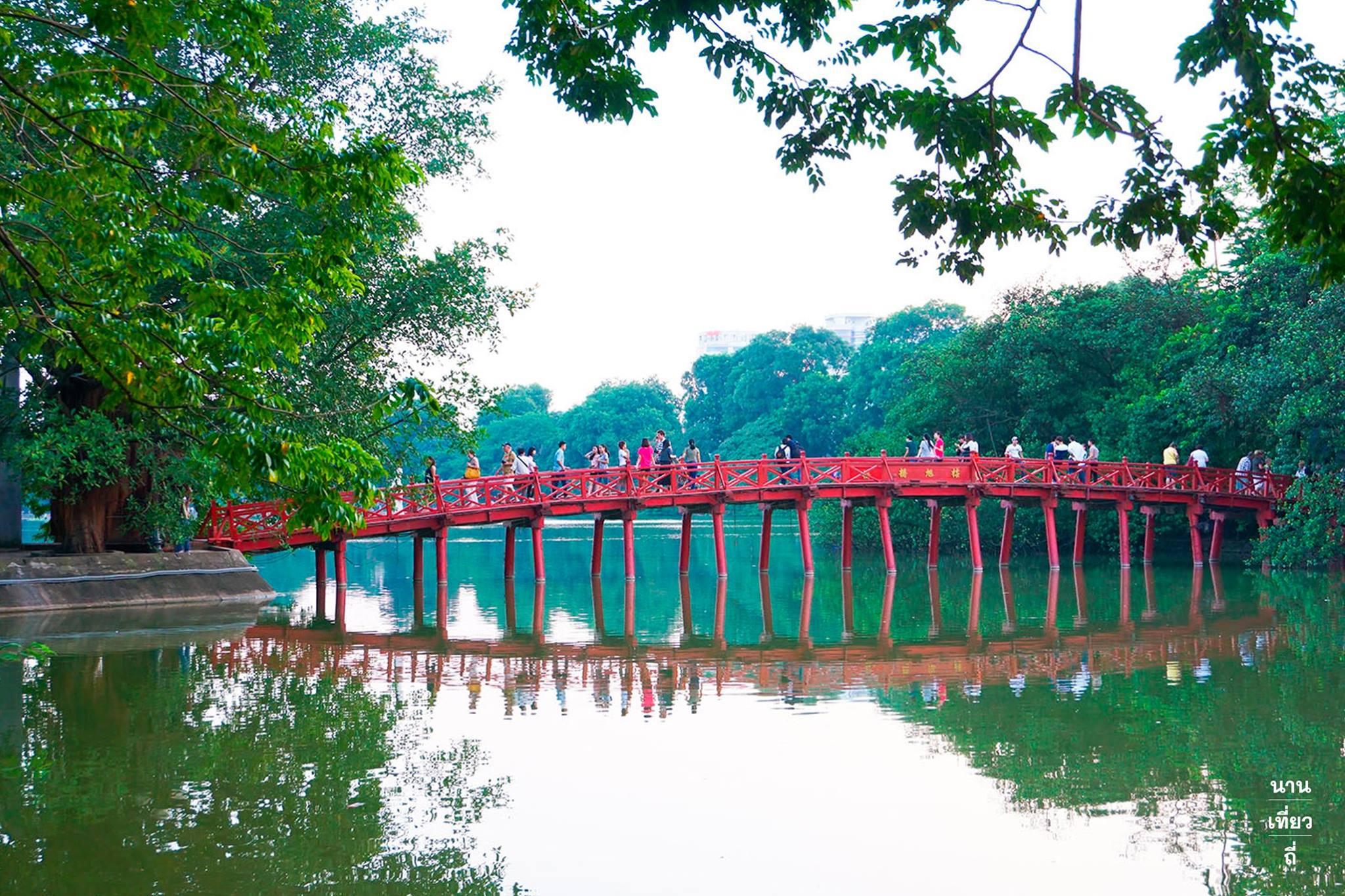 เที่ยวเวียดนาม โคตรจะงาม ฮานอย ฮาลอง - Pantip