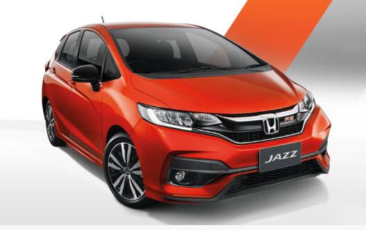 Honda Jazz 2020 Pantip