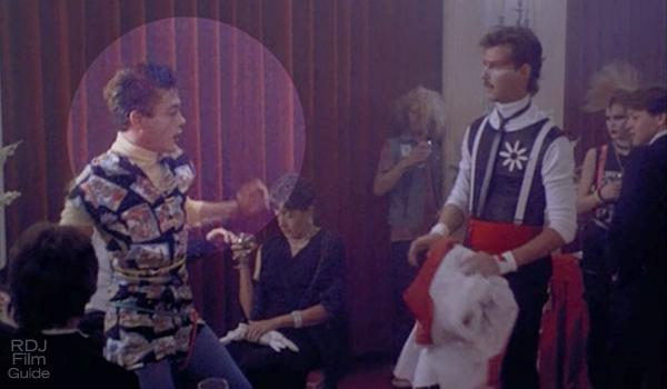 เรื่องเกี่ยวกับเด็กผู้หญิงที่อยากเต้นเลยไปสมัครเต้นค่ะ กำกับโดย Alan Metter  ป๋าโผล่มาแค่ 2 วิ จริงๆค่ะ เป็นในฉากปาร์ตี้ โผล่มาจากใต้โต๊ะแบบมึนๆ