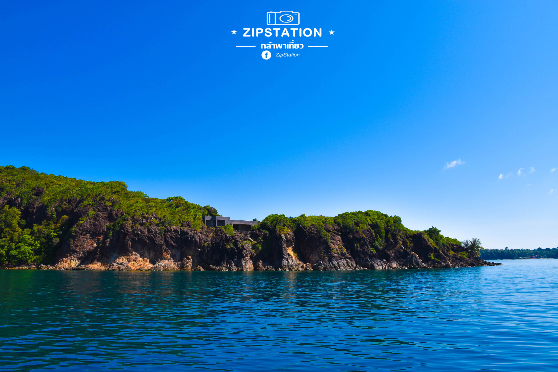เกาะขาม คู่เกาะหมาก ไปตราดต้องไปครบ 3 เกาะ คือ เกาะช้าง - เกาะขาม - เกาะรัง ทะเลใกล้กรุงเทพ