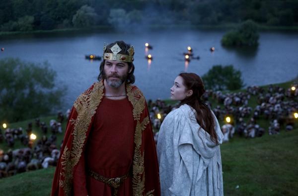 OutLaw King : คริสไพน์กับบทบาทกษัตริย์นอกขัตติยะ - Pantip