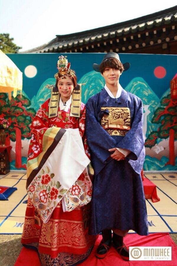 We Got Married : แทมิน (SHINee) ❤ นาอึน (Apink) ตอนที่ 1-37 ซับไทย [จบ] HD