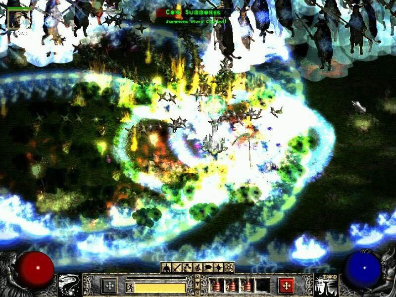 Diablo 2 ต้องต่อเน็ตเล่นเหมือน Diablo 3 ไม๊ครับ (เกม PC