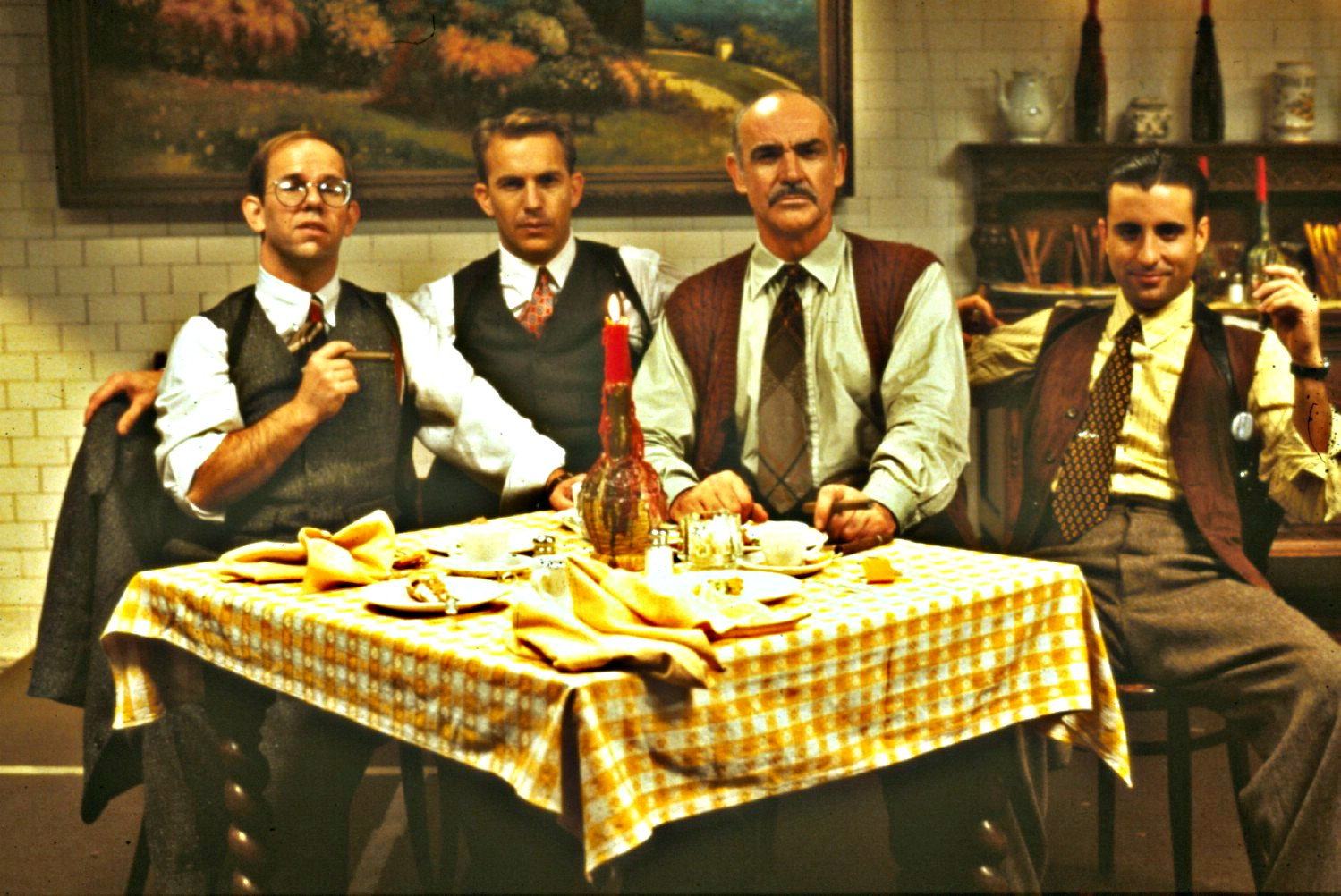 หนังเก่าเล่าใหม่ 103: The Untouchables (Brian De Palma, 1987) รีวิวโดย Form  Corleone - Pantip