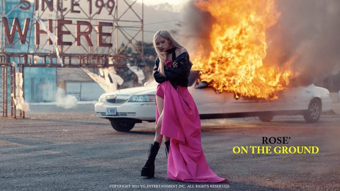 ฉันจะมาวิเคราะห์ MV - On The Ground SOLO ของ ROSE' - Pantip