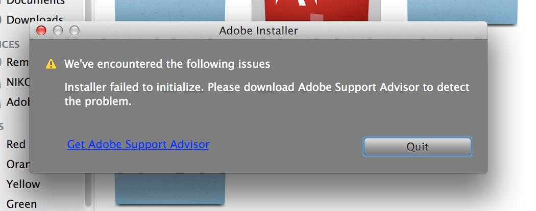 สอบถามครับ ลง Adobe Photoshop CC ไม่ได้ครับ - Pantip