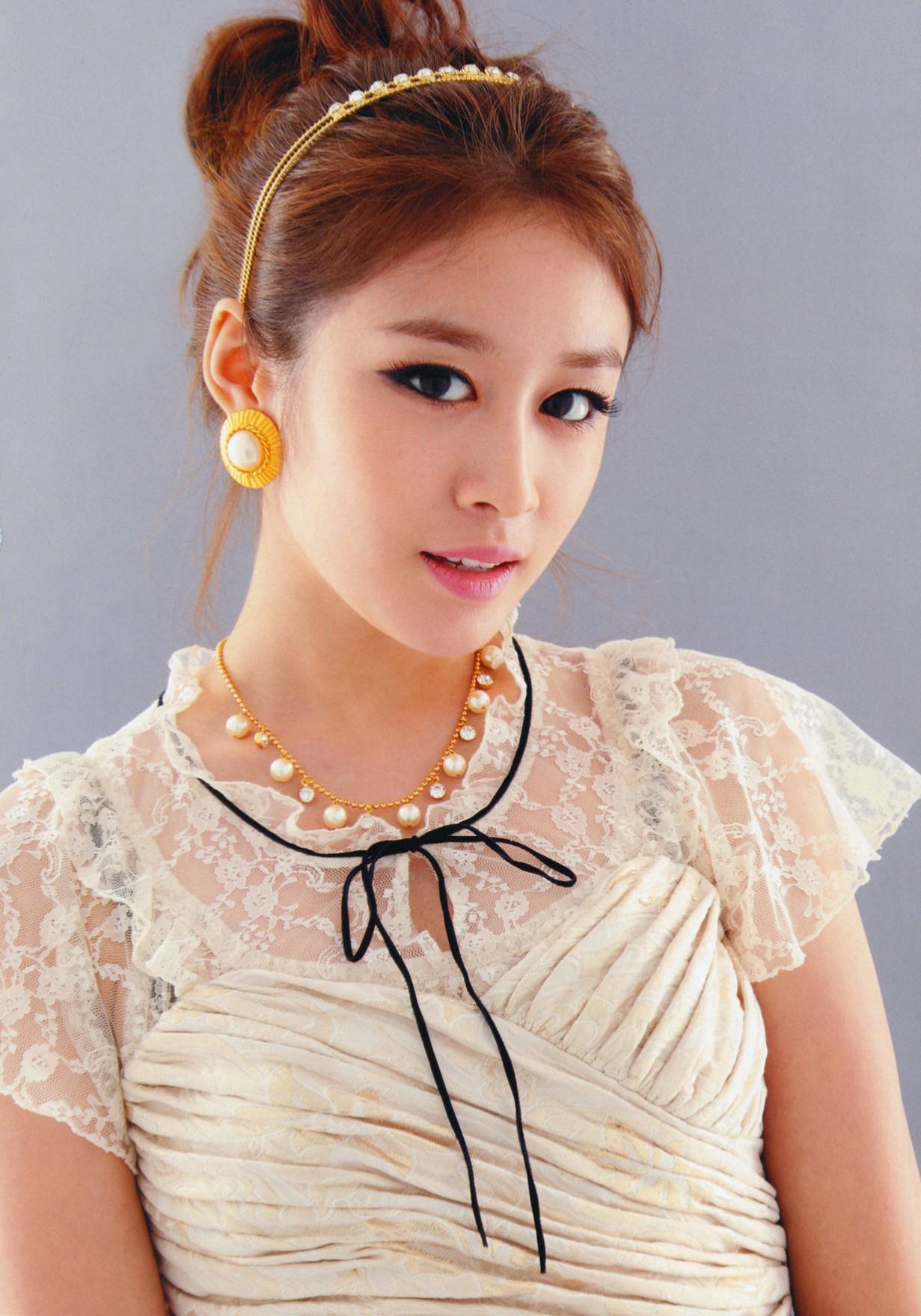 K-POP] T-ARA Jiyeon เป็นคนที่ทำทรงผมอะไร ก็