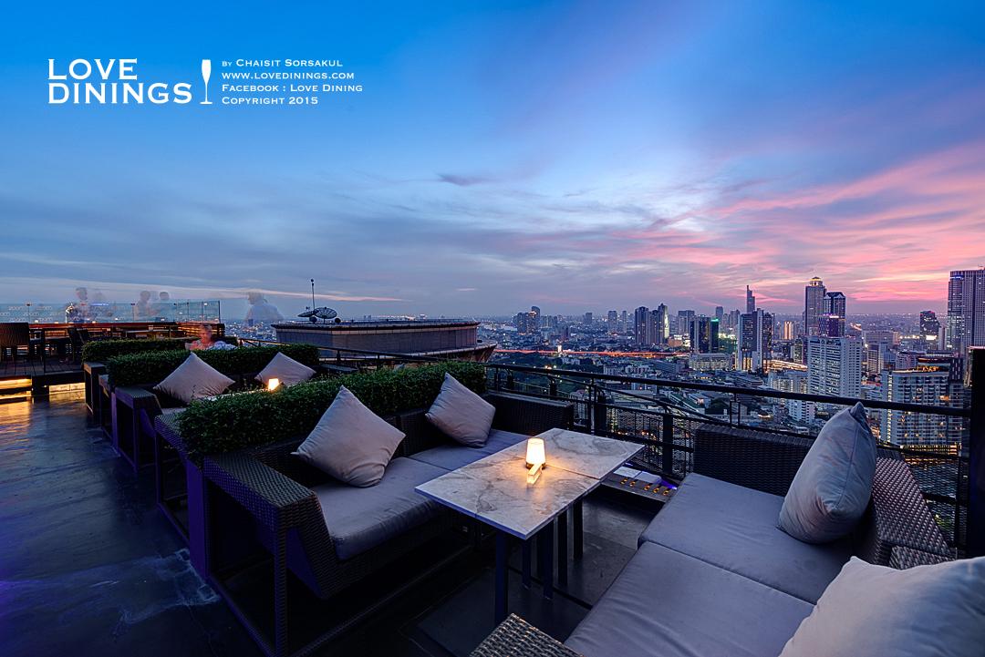 Zoom At Sathorn Sky Bar Amp Restaurant รูฟท็อปบาร์กรุงเทพ