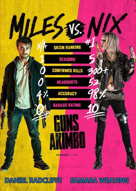 หนัง Guns Akimbo รีวิว 3 คำ - Pantip
