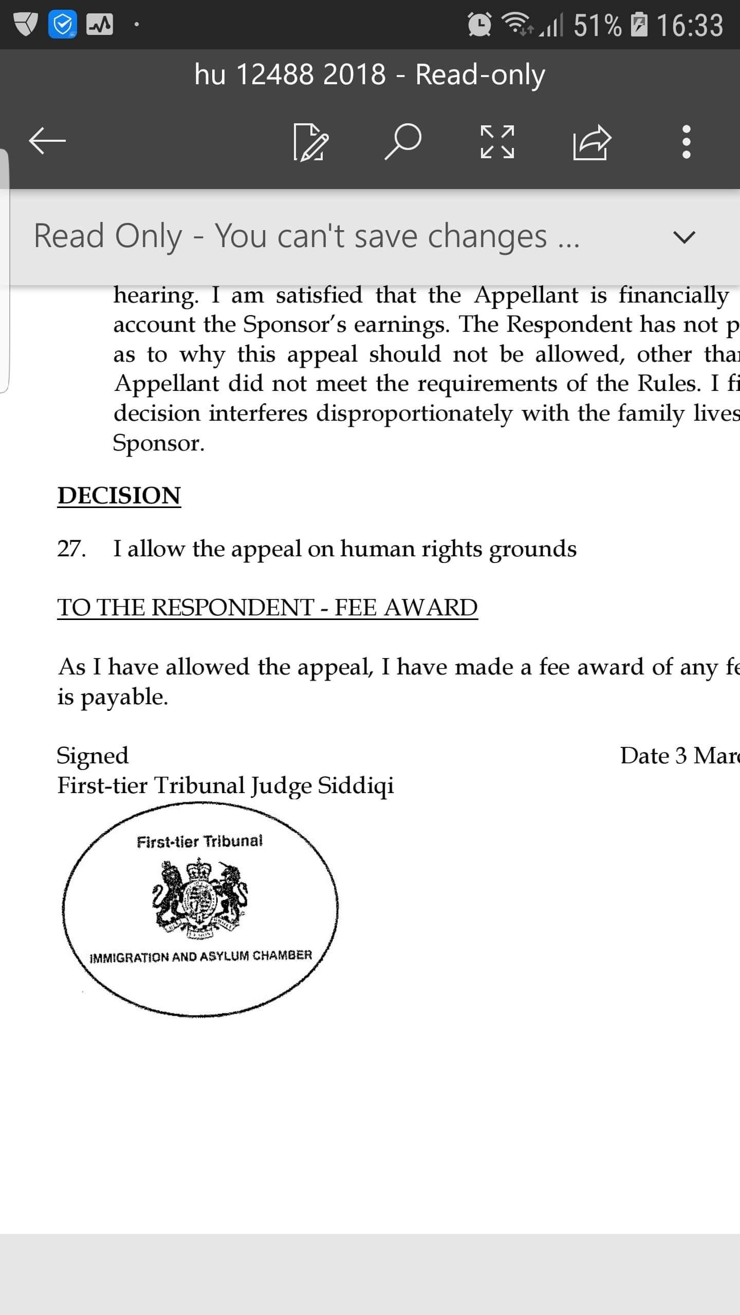 สงสัยประเภทวีซ่าอังกฤษระหว่างSettelment visa spouse and Wife