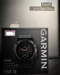 Garmin Fenix 5x Plus ก บการว งบน Treadmill Pantip