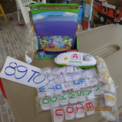 leapfrog letter factory phonics numbers 700
