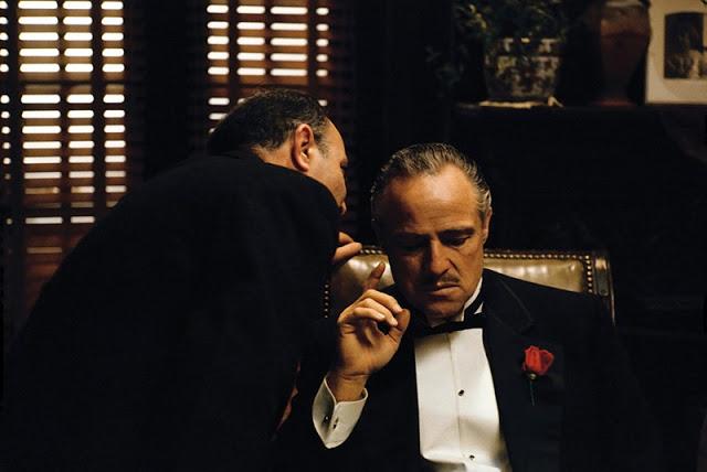 """บทเรียนผู้นำ 4 ข้อ จาก """"The Godfather"""" - Pantip"""