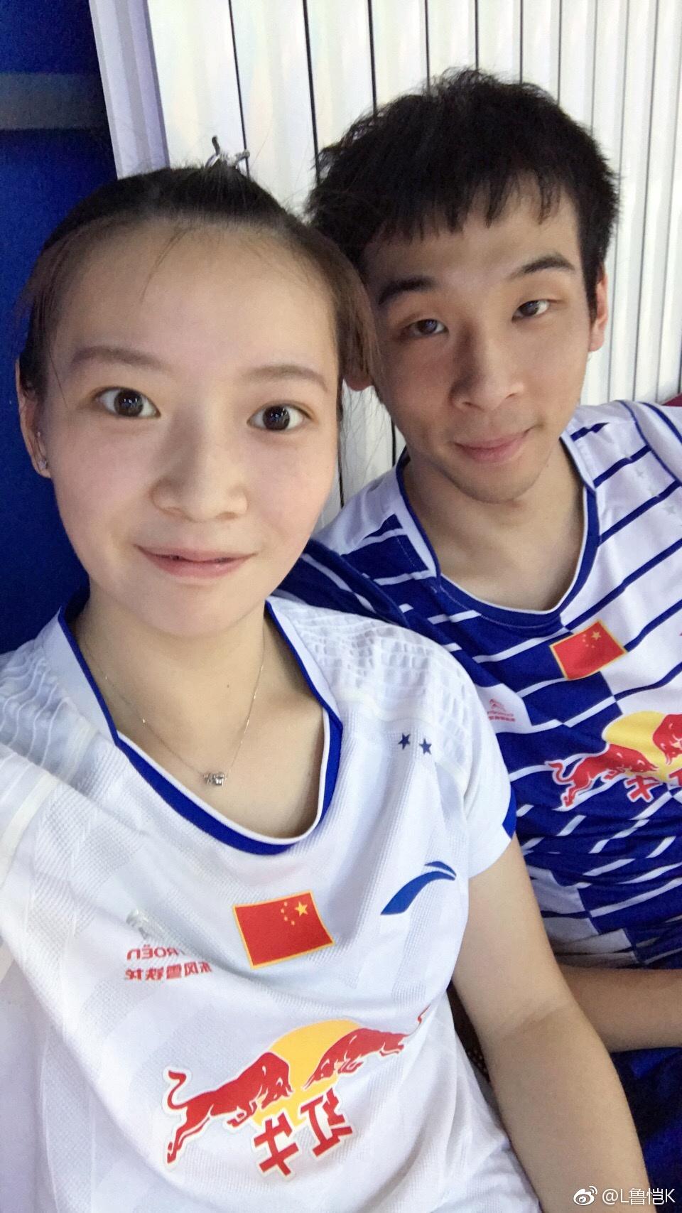 ภาพน่ารักๆ ของ Lu Kai และ Huang Yaqiong ❤ Pantip