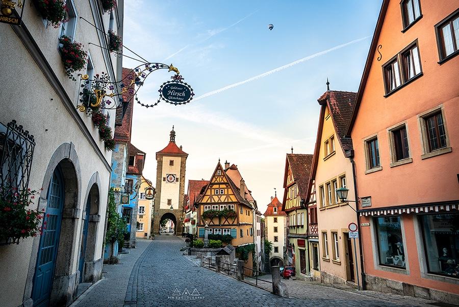 Rothenburg ob der Tauber German