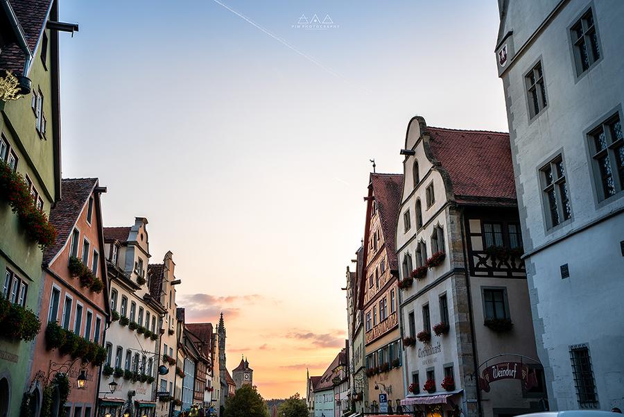 Rothenburg Scenary