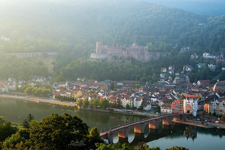Heidelberg เยอรมัน