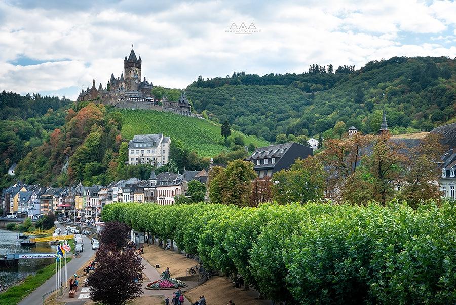 แม่น้ำ Moselle เที่ยวเยอรมัน