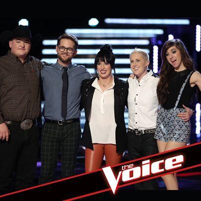 The Voice US Season 6 Live Shows 4 EP 26