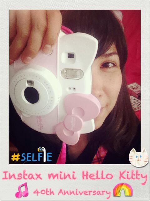 Polaroid Fuji Film Hello Kitty 40th Anniversary Limited Edition Lomo
