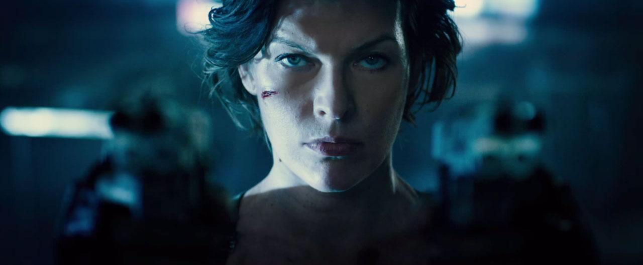 หนัง  Resident Evil - The Final Chapter อวสานผีชีวะ