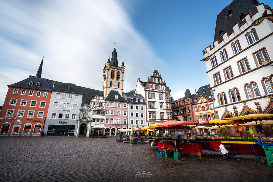 Trier เที่ยวเยอมัน