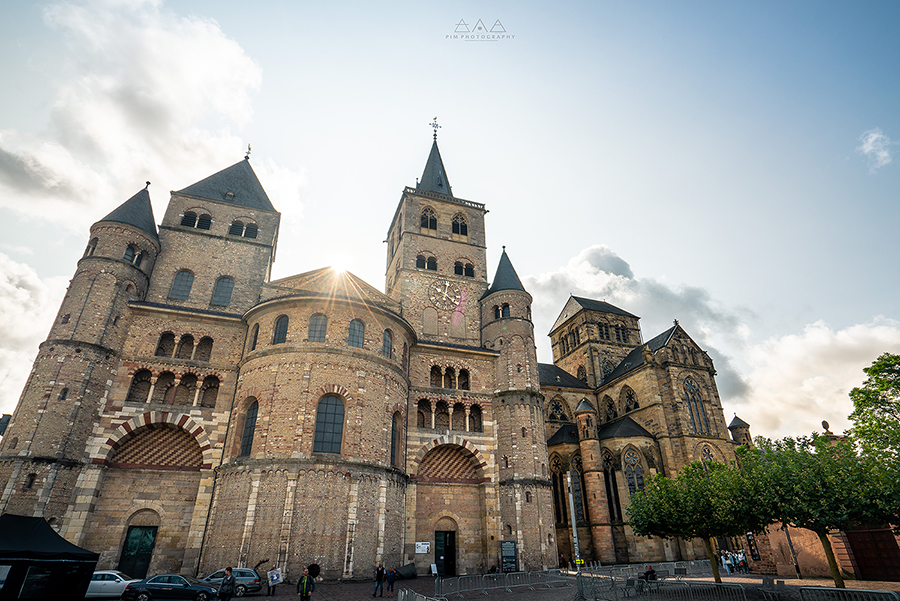 Trier Cathedral เที่ยวเยอรมัน