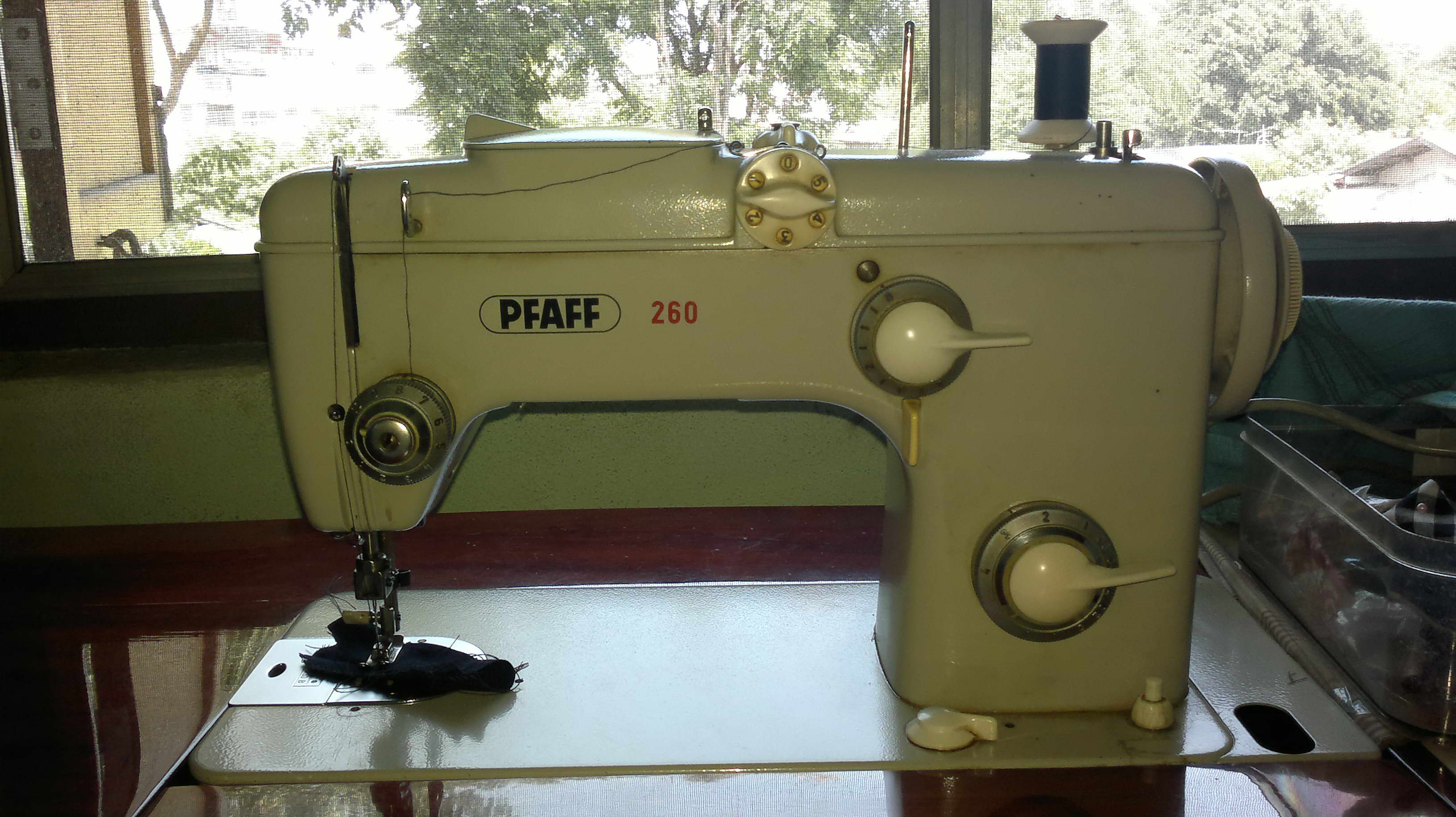 Pantip for Machine a coudre 91