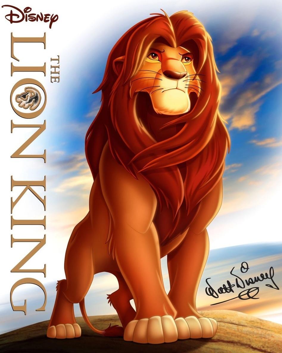 มใครบางมย จนปานนยงไมเคยดอนเมชน The Lion King