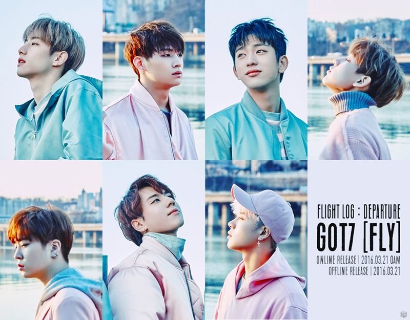 MV GOT7 FLIGHT LOG