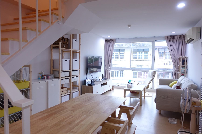 Sofa Muji Pantip Baci Living Room