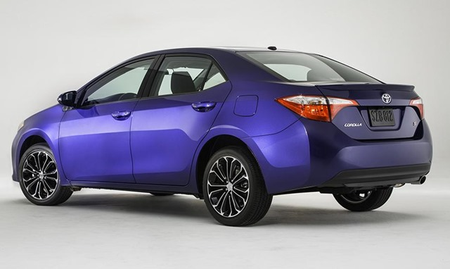 All New Corolla . . . Altis . . . 2014 . . . Updated First Photos
