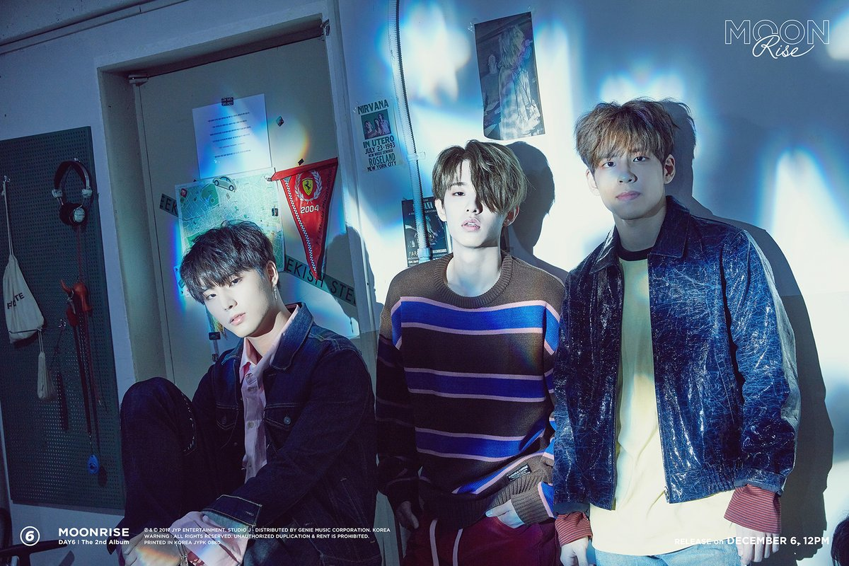 Every DAY6 December] DAY6 – MOONRISE Concept Teaser Image 1 - Pantip