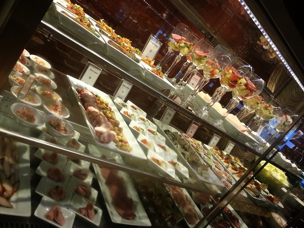 [ รีวิว buffet ~. sunday brunch และวันธรรมดา Espresso ...